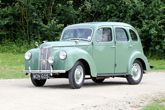 Ford Prefect (Roger Wasley) Tags: ford prefect toddington classic car day gloucestershire cars