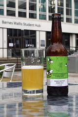 Runaway Brewery and Brew Wild Manchester Park Ale - Manchester, UK (Neil Pulling) Tags: beer bier biere pivo manchester runawaybrewery uk england manchesterparkale
