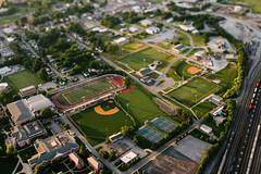 Campus Morning Aerials 2017 (Centre College) Tags: 2017 aerial athleticfacilities athletics buildings campus centrecollege day exterior morning outside summer danville kentucky unitedstates usa