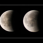 Hünxe - 27.7.2018 Lunar eclipse thumbnail