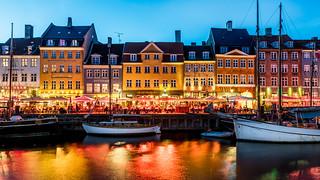 Copenhagen; Reflection Time