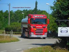 Next Generation Scania R500 v8 oil tanker KBC012 Sweden (sms88aec) Tags: next generation scania r500 v8 oil tanker kbc012 sweden