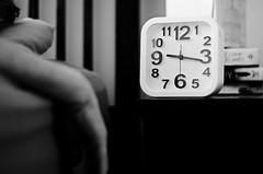 No need to rush today (CJS*64) Tags: cjs64 craigsunter cjs nikon nikkor nikond7000 d7000 dslr 50mmf18lens 50mmnikkorlens 50mmlens lazy sunday sundaymorning norush clock bed sleep raw