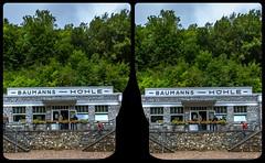Baumannshöhle 3-D / CrossView / Stereoscopy / HDRaw (Stereotron) Tags: sachsenanhalt saxonyanhalt ostfalen harz mountains gebirge ostfalia hardt hart hercynia harzgau baumannhöhle schauhöhle besucher tourismus sehenswürdigkeit tropfsteinhöhle cave entrance europe germany deutschland cross eye view xview crosseye pair free sidebyside sbs kreuzblick bildpaar 3d photo image stereo spatial stereophoto stereophotography stereoscopic stereoscopy stereotron threedimensional stereoview stereophotomaker photography picture raumbild hyperstereo twin canon eos 550d remote control synchron kitlens 1855mm 100v10f tonemapping hdr hdri raw