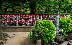 Jizō children statues at Zōjō-ji Temple in Minato-ku - Tokyo Japan (mbell1975) Tags: minatoku tōkyōto japan jp jizō children statues zōjōji temple tokyo asia shrine statue sculpture zojoji zojo ji