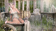 Romanov's Garden (Duchess Flux) Tags: n21 uber shinyshabby blush theseasonsstory cosmopolitan dubai zenith tableauvivant lode genus glamaffair song kibitz aurealis carolg eudora3d lepoppycock jian nutmet anc tmcreation pixicat secondlife sl