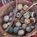 Korhogo beadmaking