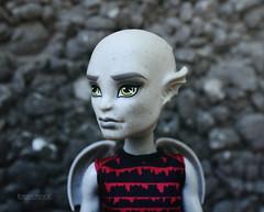 Gargoyle (eneida_prince) Tags: gargoyleboy gargoyle boy boys guys createamonster cam monsterhigh doll dolls osalina mattel photo photos mh 2018 monsterhigh2018 photoshoot
