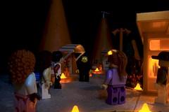 Paprihaven 1413 (MayorPaprika) Tags: mini figs figure paprihaven pvc miniature smallscale figurine diorama toy story scene custom bricks plastic vinyl canoneos50d lego minifigs cars disney sallyscozyconemotel precision