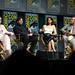 Alison Sudol, Dan Fogler, Katherine Waterston & Jude Law