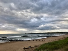 GOOD EARLY MORNING ABERDEEN BEACH (eefzed) Tags: landscape sea northsea morning nature waves sunrise beach uk scotland aberdeenscotland aberdeen aberdeenbeach