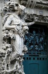 Liberty a Milano (Mattia Camellini) Tags: liberty artnouveau milano lombardia architettoalfredocampanini casacampanini mattiacamellini canoneos7d canonefs18135mmf3556is italia architecture art