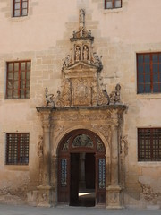 Colegio de San Jaime y San Matías - Portada (albTotxo) Tags: tortosa tarragona cataluña españa