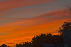 Por de sol (Sunset) (A. Paulo C. M. Oliveira) Tags: instantâneo snapshot sunset vilanovadegaia portugal nikon d3000 pordosol