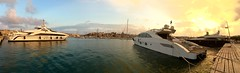 Manoel Island Marina (albireo 2006) Tags: panorama manoelislandmarina gzira manoelisland yachts marina malta