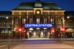 Gothenburg Central Station (lukedrich_photography) Tags: