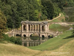 Bath Prior Park Palladian Bridge 2018 08 02 #1 (Gareth Lovering Photography 5,000,061) Tags: bath prior park nationaltrust gardens palladian bridge serpentine lakes viewpoint england olympus penf 14150mm 918mm garethloveringphotography