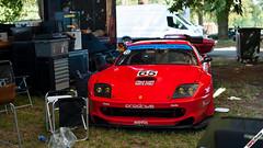 550 GTS Prodrive (m.grabovski) Tags: le mans classic 2018 circuit de la sarthe lemans france mgrabovski ferrari 550 gts prodrive