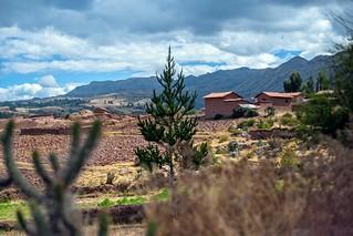 Mudbrick Landscape of the Highlands