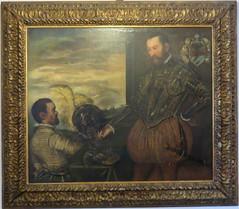 20170525 Italie Gênes - Palais Spinola -035 (anhndee) Tags: italie italy italia gênes genova musée museum museo musee peinture peintre painting painter