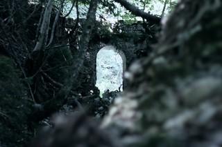 Secret passage, from darkness to light