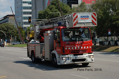 180712  1003 (chausson bs) Tags: bomberos bombers iveco magirus camions camiones sabadell 2018