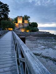 castelo de Santa Cruz (Ana De Haro) Tags: castillo castelo galicia españa spain puente santacruzdeoleiros acoruña coruña islote oleiros lobster lians