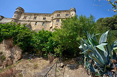 Le Château du Barroux (Cri.84) Tags: château lebarroux hautvaucluse vaucluse provence paysage