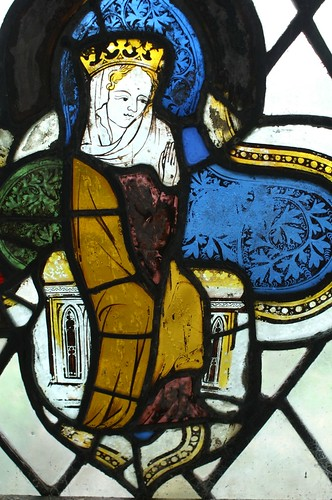 Holme by Newark, Nottinghamshire, window I(4)