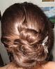 fig8 bun (yveva) Tags: butterfly hair backofmyhead