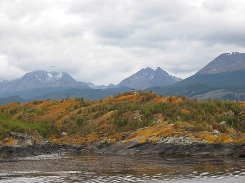 Tierra del Fuego Isla Les