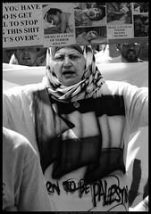 Born to be Palestinian (danny.hammontree) Tags: blackandwhite bw lebanon usa art march israel washingtondc washington bush districtofcolumbia nikon war peace unitedstates iran god palestine flag muslim georgewbush fear faith georgebush politics iraq whitehouse rally religion protest d2x middleeast photojournalism saturday august 2006 christian demonstration arab antiwar violence jew jewish zionism judaism antibush nikkor fascism beirut lafayettepark israeli activist liban violent لبنان palestinian occupation orthodoxjews waronterror marches rallies coexist 你好 hammontree digitalgrace nikond2x 和平 peacemovement dannyhammontree wwwdigitalgracecom warsucks اسرائيل sfchronicle96hours freelebanon سلا صلح روبان مشكي 黑絲帶 黎巴嫩以色列 20060812