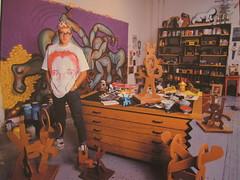 Keith Haring (mario.mc) Tags: show mostra arte milano keith pop triennale chrysler diseo disegno muestra moderna haring contemporanea miln thekeithharingshow fotoinmostra