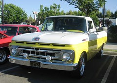 Ford F100 - 1961 (MR38) Tags: ford f100 orangecounty