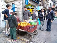 Inside Tehran's bazar