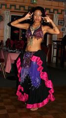 Pose (wanderingnome) Tags: greek dancing kali bellydancer bellydance venturacounty thegreek venturaharbor 080406 thegreekattheharbor ©wandringnomez