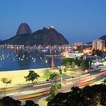 Enseada de Botafogo - Pão de Açúcar - Rio de Janeiro - Brazil