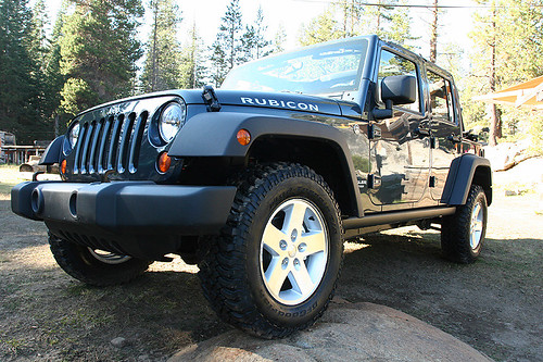 Jeep Wrangler 4 Door Rubicon. 2007 Jeep Wrangler Rubicon