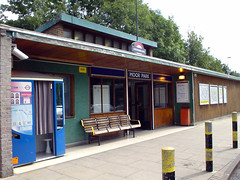 Picture of Moor Park Station