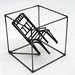 Wire Chair for the CERF Auction