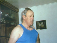Donald MacDonald ( Jimmy MacDonald ) Tags: family blue home dad vest tong macdonald isleoflewis stornoway doanald