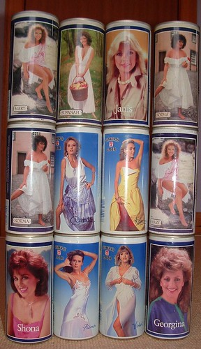 Tennents Lager Lovelies