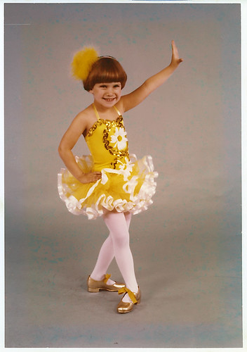 I hated that stupid Dorothy Hamill
