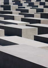 3320 Memorial To The Murdered Jews Of Europe (arthurcoddington) Tags: abstract berlin topv111 1025fav 510fav d50 germany deutschland holocaust interestingness topv333 geometry 2006 100v10f topv222 amc3 holocaustmemorial contemplation memorialtothemurderedjewsofeurope