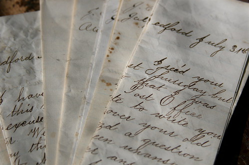 letters by Muffet, on Flickr
