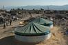 El Khiam UNICEF Tanks in  the Ex Khiam detention center
