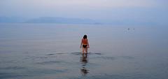 Doldrums (Xipeteon) Tags: sea sky beach evening greece nancy corfu calmness doldrums bouka lefkimmi