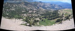 Squaw Peak panorama