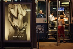 tram station (Dreamer7112) Tags: street people 20d fashion promotion ads advertising poster schweiz switzerland pub europe publicidad suisse suiza propaganda candid canon20d burger zurich ad streetphotography illumination favorites tram streetscene canoneos20d billboard advertisement explore views billboards zrich juxtaposition publicity werbung svizzera advertisements zuerich publicit plakate plakat eos20d damncool apg tramstation streetstuff zurigo  rclame pubblicita vbz peopleinthecity werbeplakat adwepu werbeplakate