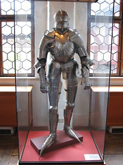 Our favorite suit of armor (GeorgePinecrest) Tags: castle museum germany nuremberg armor knight nurnberg suitofarmor kaiserburg kaiserburgmuseum